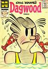 Cover for Chic Young's Dagwood Comics (Harvey, 1950 series) #56