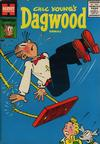 Cover for Chic Young's Dagwood Comics (Harvey, 1950 series) #65