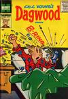 Cover for Chic Young's Dagwood Comics (Harvey, 1950 series) #72