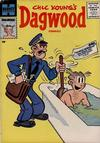 Cover for Chic Young's Dagwood Comics (Harvey, 1950 series) #75