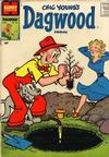 Cover for Chic Young's Dagwood Comics (Harvey, 1950 series) #80