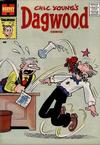 Cover for Chic Young's Dagwood Comics (Harvey, 1950 series) #89