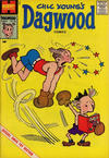 Cover for Chic Young's Dagwood Comics (Harvey, 1950 series) #98