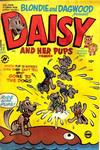 Cover for Daisy & Her Pups (Harvey, 1951 series) #22 [2]