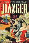 Cover for Danger (Comic Media, 1953 series) #3