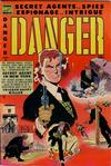 Cover for Danger (Comic Media, 1953 series) #6