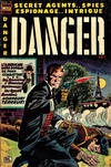 Cover for Danger (Comic Media, 1953 series) #11