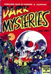 Cover for Dark Mysteries (Master Comics, 1951 series) #2
