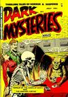 Cover for Dark Mysteries (Master Comics, 1951 series) #7