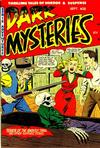 Cover for Dark Mysteries (Master Comics, 1951 series) #8