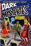 Cover for Dark Mysteries (Master Comics, 1951 series) #10