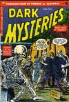 Cover for Dark Mysteries (Master Comics, 1951 series) #17