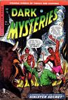 Cover for Dark Mysteries (Master Comics, 1951 series) #21