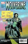 Cover for Wolverine (Marvel, 2003 series) #3 [Direct Edition]