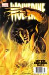Cover for Wolverine (Marvel, 2003 series) #8 [Newsstand]
