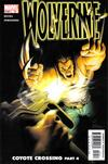 Cover for Wolverine (Marvel, 2003 series) #10 [Direct Edition]
