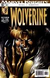 Cover for Wolverine (Marvel, 2003 series) #13 [Direct Edition]