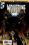 Cover for Wolverine (Marvel, 2003 series) #14 [Direct Edition]