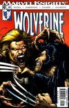 Cover for Wolverine (Marvel, 2003 series) #15 [Direct Edition]
