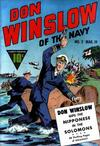 Cover for Don Winslow of the Navy (Fawcett, 1943 series) #2