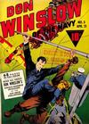 Cover for Don Winslow of the Navy (Fawcett, 1943 series) #3