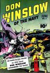 Cover for Don Winslow of the Navy (Fawcett, 1943 series) #4