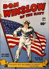 Cover for Don Winslow of the Navy (Fawcett, 1943 series) #6