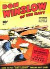 Cover for Don Winslow of the Navy (Fawcett, 1943 series) #7