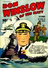 Cover for Don Winslow of the Navy (Fawcett, 1943 series) #8