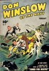 Cover for Don Winslow of the Navy (Fawcett, 1943 series) #12