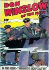 Cover for Don Winslow of the Navy (Fawcett, 1943 series) #13