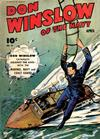 Cover for Don Winslow of the Navy (Fawcett, 1943 series) #14