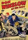 Cover for Don Winslow of the Navy (Fawcett, 1943 series) #20