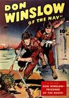Cover for Don Winslow of the Navy (Fawcett, 1943 series) #21