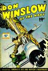 Cover for Don Winslow of the Navy (Fawcett, 1943 series) #30