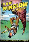 Cover for Don Winslow of the Navy (Fawcett, 1943 series) #32