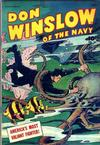 Cover for Don Winslow of the Navy (Fawcett, 1943 series) #36