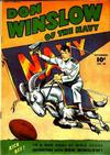 Cover for Don Winslow of the Navy (Fawcett, 1943 series) #40