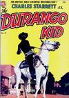 Cover for Charles Starrett as the Durango Kid (Magazine Enterprises, 1949 series) #2
