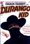 Cover for Charles Starrett as the Durango Kid (Magazine Enterprises, 1949 series) #3