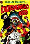 Cover for Charles Starrett as the Durango Kid (Magazine Enterprises, 1949 series) #9