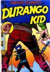 Cover for Charles Starrett as the Durango Kid (Magazine Enterprises, 1949 series) #14