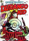 Cover for Charles Starrett as the Durango Kid (Magazine Enterprises, 1949 series) #16