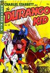 Cover for Charles Starrett as the Durango Kid (Magazine Enterprises, 1949 series) #19