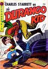 Cover for Charles Starrett as the Durango Kid (Magazine Enterprises, 1949 series) #21