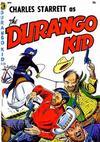 Cover for Charles Starrett as the Durango Kid (Magazine Enterprises, 1949 series) #26