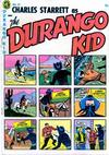 Cover for Charles Starrett as the Durango Kid (Magazine Enterprises, 1949 series) #27