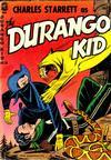 Cover for Charles Starrett as the Durango Kid (Magazine Enterprises, 1949 series) #28