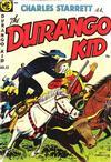 Cover for Charles Starrett as the Durango Kid (Magazine Enterprises, 1949 series) #32