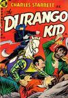 Cover for Charles Starrett as the Durango Kid (Magazine Enterprises, 1949 series) #35